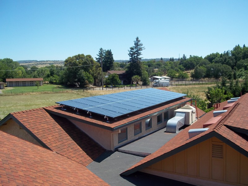 Residential Solar Chico Electric