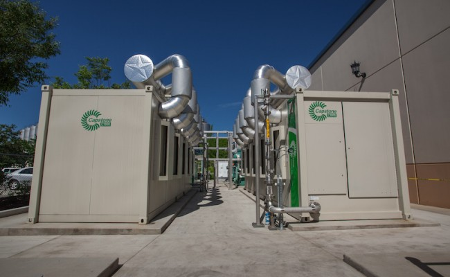 Microturbines – Chico Electric
