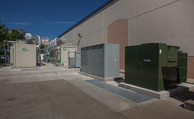Sierra Nevada Brewing Co. Microturbines